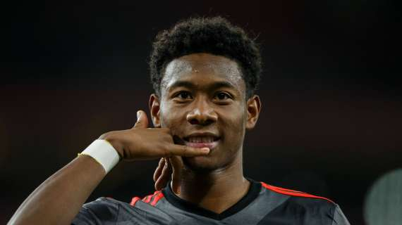 David Alaba, Bayern