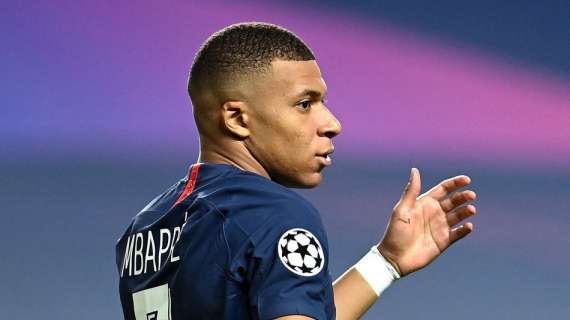 Kylian Mbappé, Real Madrid