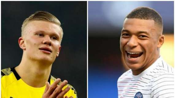 Haaland, Mbappé, Real Madrid