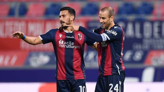 Bologna-Benevento 1-1: gol e highlights