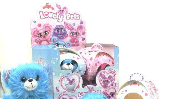 Tante coccole con i Lovely Pets
