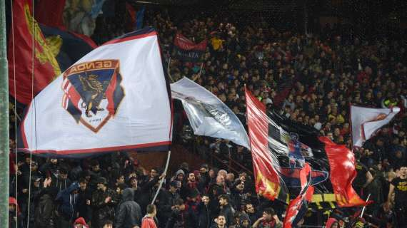 Genoa-Virtus Entella, secondo tempo (live)
