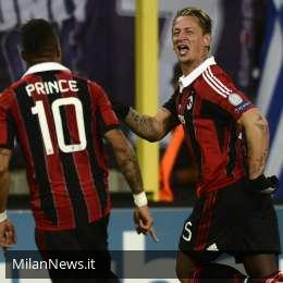 On this day - 21/11/2012, Anderlecht-Milan 1-3: l'iconica rovesciata di Mexes