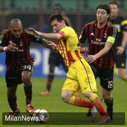 Sport – International Champions Cup, Barcellona-Milan: il 4 agosto a San Francisco