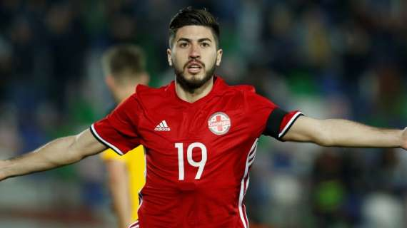 NYCFC looking to sign Georgian winger Papu out of Spain