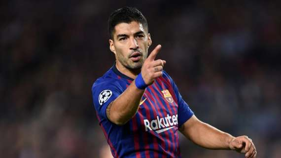 Luis Suarez wants to play in MLS: option NYCFC