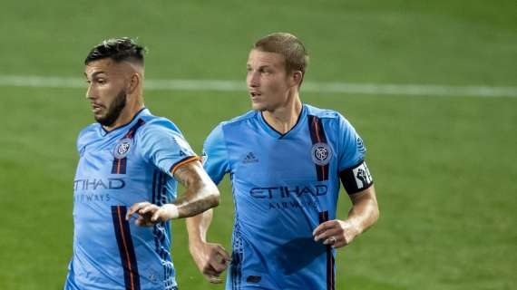 Castellanos' Majestic Performance Lifts NYCFC Over Red Bulls