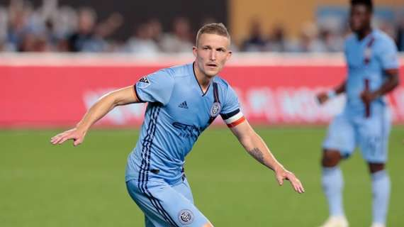 Alexander Ring, 100 in NYCFC