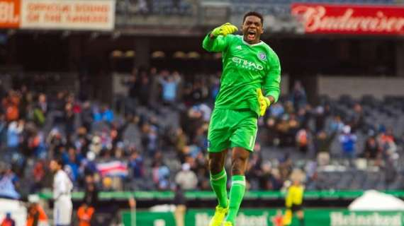 Injury to Sean Johnson forced to leave the USMNT training camp