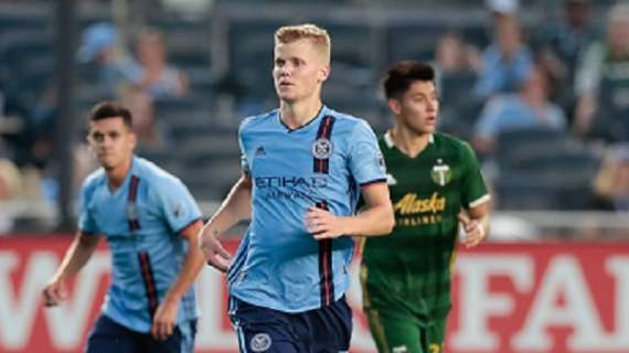 New York City FC Permanently Acquires Keaton Parks From S.L. Benfica