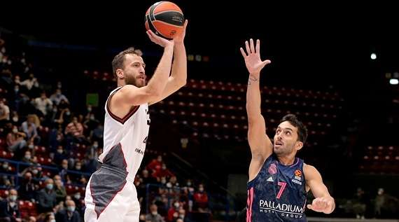 EuroLeague - Super Chacho Rodriguez: contro il Real Madrid segna un record