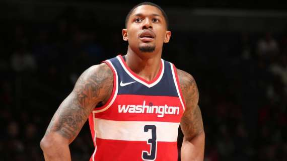 NBA - Bradley Beal vuol chiudere la carriera a Washington