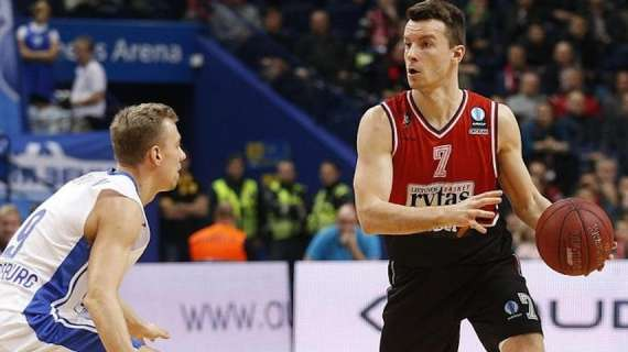 Galatasaray interested in Adas Juskevicius