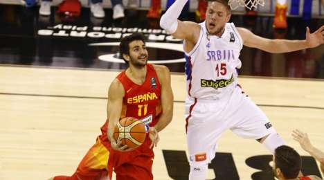 Eurobasket 2017 - Ricky Rubio talks about the rivalry between Spain and France
