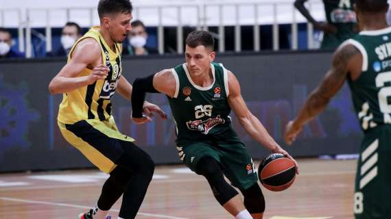 EuroLeague - Highlights: Panathinaikos Atene vs Fenerbahce Istanbul, RS Round 5