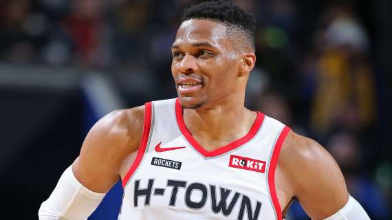 MERCATO NBA - Rockets, anche i Cavaliers hanno discusso per Russell Westbrook