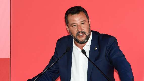 "VIDEO - Salvini: ""C'è ancora un governo? Conte riferisca in Parlamento"""