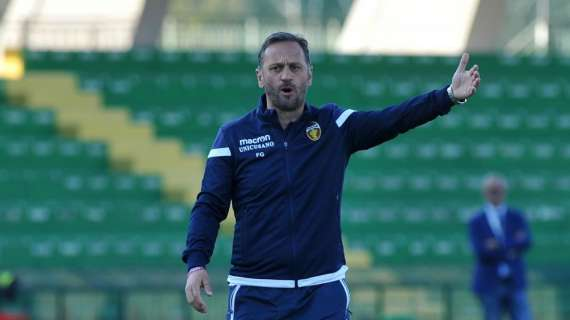 "Ternana-Casertana, Fabio Gallo: ""Salzano e Furlan stanno bene"" - VIDEO"