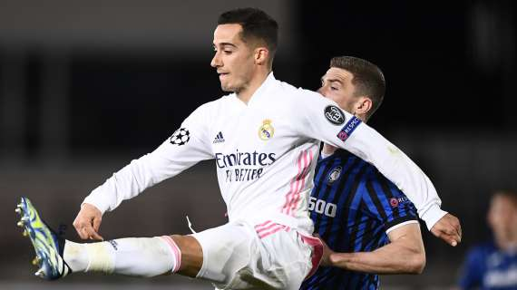 REAL MADRID in extension talks with Lucas VAZQUEZ