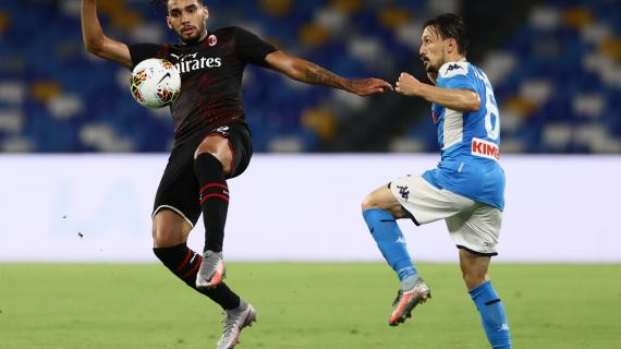 "LYON playmaker PAQUETA: ""I'm happy here, because I have friends. AC Milan? Too much pressure"""