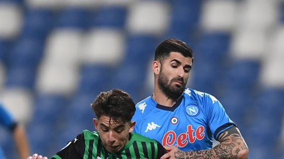 """SASSUOLO playmaker Maxime LOPEZ: """"Leaving Marseille was hard"""""""