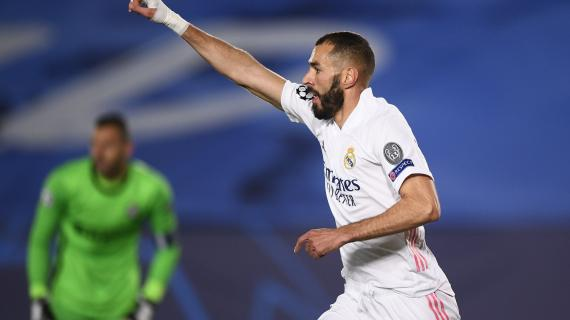 "REAL MADRID veteran hitman BENZEMA: ""Cristiano? I don't know if he's happy at Juventus"""