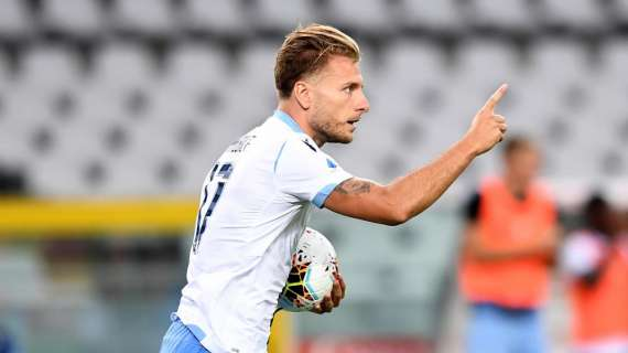 La classifica marcatori: CR7 a -5 da Immobile. La coppia Ilicic-Muriel con 15 gol