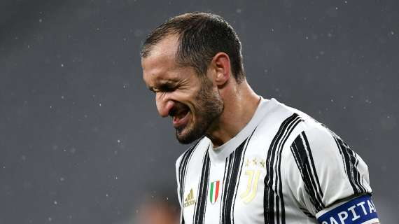 "CHIELLINI suona la carica: ""Go and get it!"""