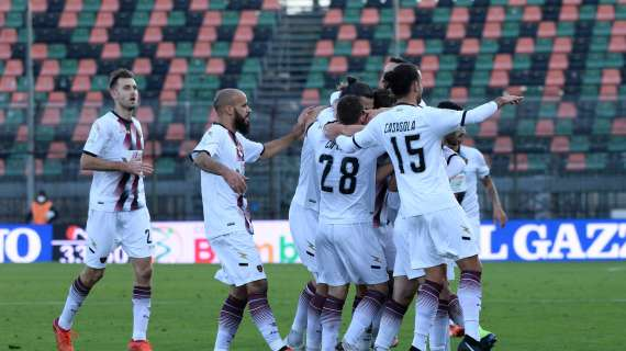 SALERNITANA: un addio a sorpresa...