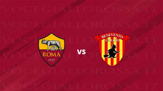TEST MATCH - AS Roma U17 vs Benevento Calcio U17 8-3