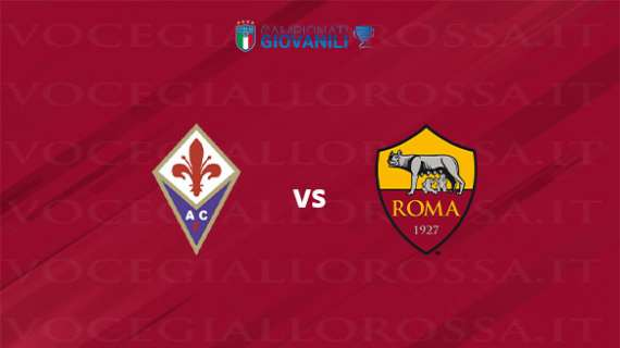 UNDER 18 - ACF Fiorentina vs AS Roma 2-1