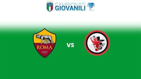 LIVE - UNDER 15 SERIE A E B - AS Roma vs Foggia Calcio 0-0